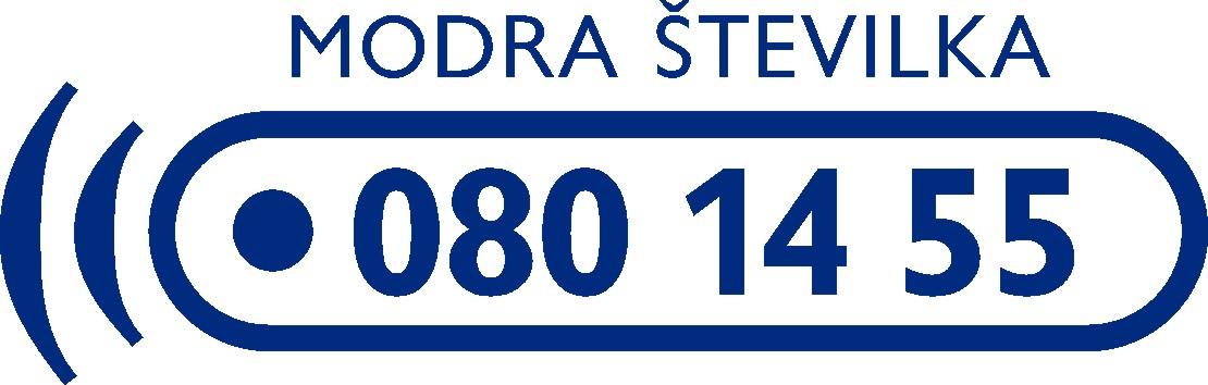 Modra številka za vezava diplomskih nalog