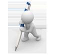 Logotip za Zaposlitev prevajalca