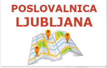 Poslovalnica Ljubljana
